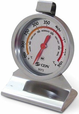 CDN ProAccurate® Oven Thermometer - Model: DOT2