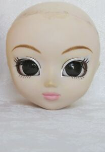 PULLIP Doll Head Only JUPI Type 2 Stock Eye Chips