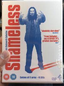 Shameless Complete 11 DVD's