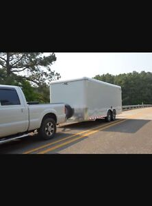 Truck and trailer available for delivery/move  Sun 25th!!
