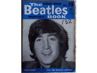3 GREAT BEATLES MONTHLY MAGS 29 - 30 - 31