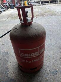 13 kg empty propane bottle