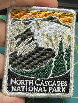 New Traveler Series Patch - North Cascades National Park - Washington Patch
