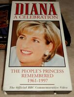 Princess Diana Remembered VHS