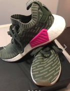 Womens Adidas NMD_R2PK W (US 7) Toowong Brisbane North West Preview