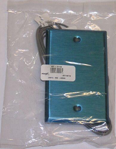 Kele Stainless Steel Plate Temperature Sensor 10K Type 3 W/11K Shunt Thermistor