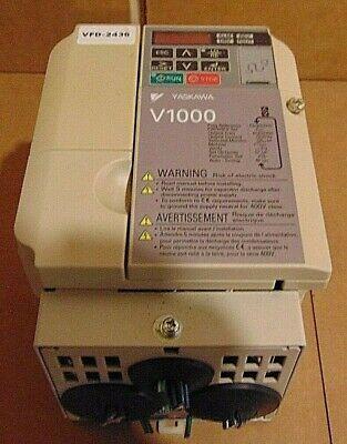 Yaskawa Cimr-vu4a0005faa Variable Frequency Drive
