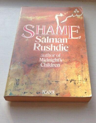 shame - salman rushdie - make an offer