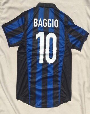 camiseta Baggio Inter 98-99 jersey