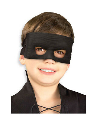 Zorro Child Bandana with Eye Mask