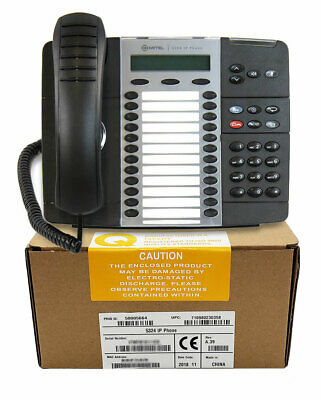 Mitel 5324 Ip Phone 50005664 - Brand New 1 Year Warranty