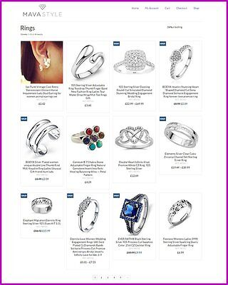 Us-high-end Jewelry Websitefree Domainmake100 Guaranteed Or Pay Nothing