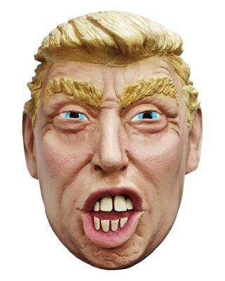 Maschera Presidente Stati Uniti d'America USA Mask Donald Trump one size