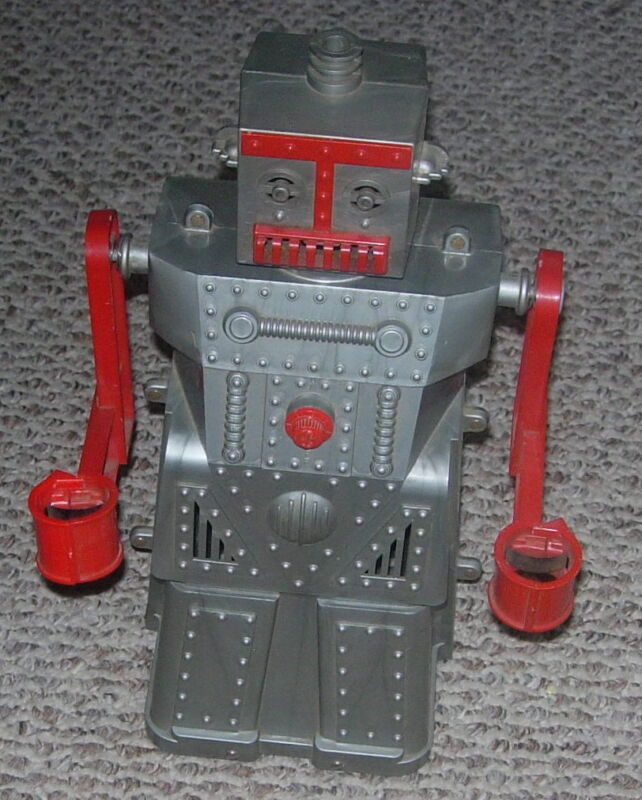 IDEAL  ROBERT THE ROBOT  C. 1950