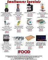 Restaurant & Bakery Equipment Sale