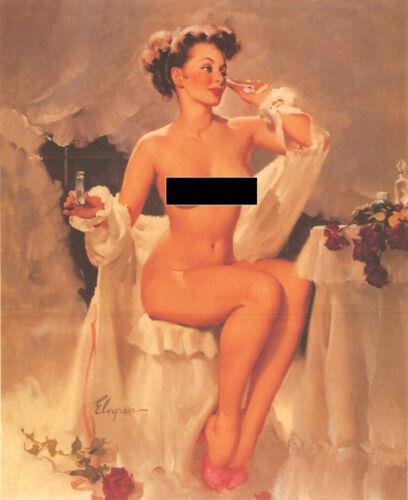 Print Replica - Gil Elvgren 13x19 Poster #2