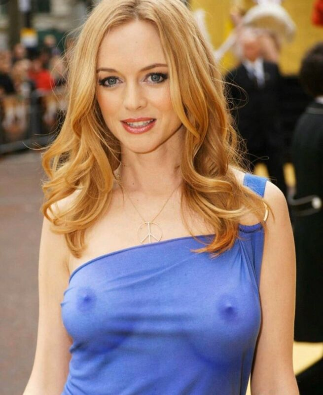 HEATHER GRAHAM - NIP CITY !!!!!!