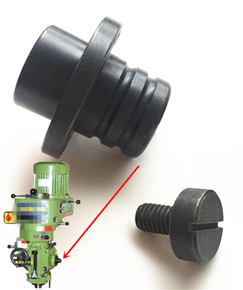 Pinion Shaft Hub Screw New 1Set Milling Machine Part Pinion Hub Shaft Sleeve