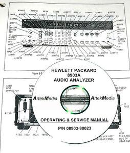 HP-8903A-AUDIO-ANALYZER-OPERATING-SERVICE-MANUAL