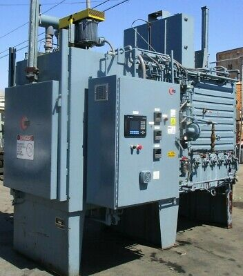 Year 2000 Abar Ipsen Model Adfc-5-e Heat Treat Furnace 3 X 3 X 6 W Quench