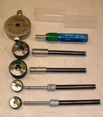 Mahr Federal Type 832 Dimensionair Plug Ring Set