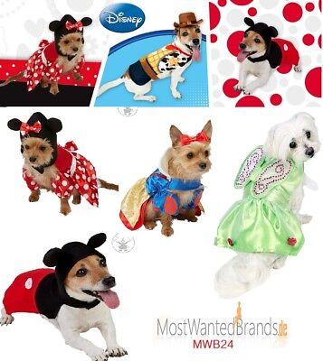Hunde Kostüme von Rubies * Tinkerbell, Snow Withe, Minnie, Mickey * Hund * - Kostüm Von Tinkerbell