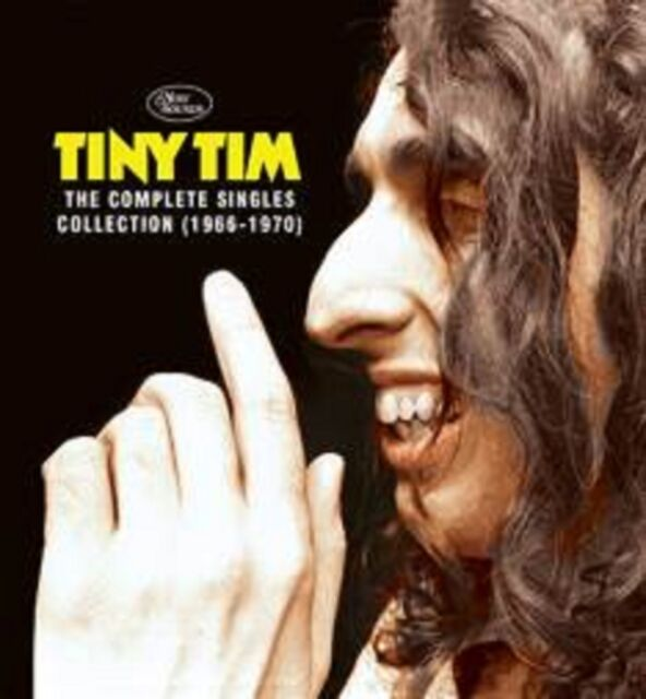 Tiny Tim - The Complete Singles Collection 1966-1970  - New CD