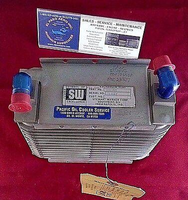 Pacific Oil Cooler P/N:10634D EXCHANGE: $350