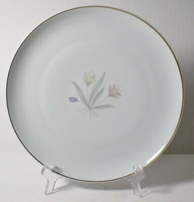 "B & C Limoges France Bernardaud REVERIE 10-5/8"" Dinner Plate(s) EXCELLENT"