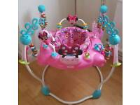 Jumperoo (minnie mouse)