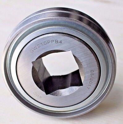 Premium Gw210ppb4 Ag Disc Harrow Bearing 1-18 Square Bore Ds210ttr4 Re-lube