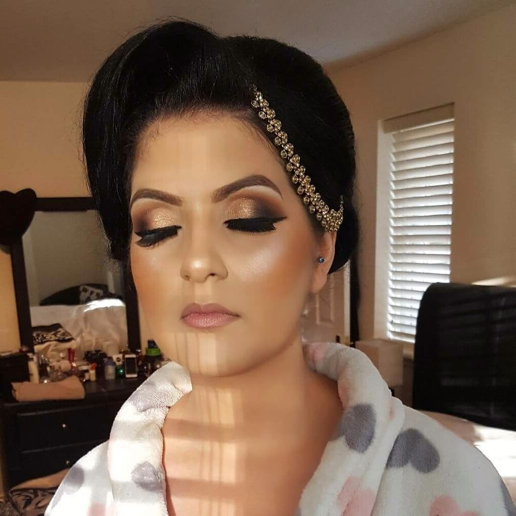 Professional Asian/Indian Hair And Makeup Artist In Birmingham | In Birmingham West Midlands ...