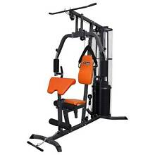 Home Gym Multi Station heavy 200 LBS weight stack New + Warranty Malaga Swan Area Preview