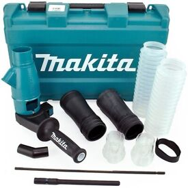 Makita dust extractor attachment set. Paypal and post available.