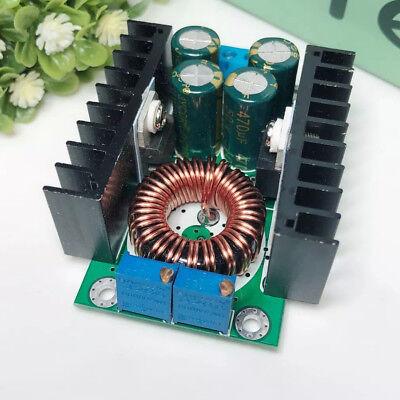 Dc-dc Cc Cv Buck Converter Step-down Power Module 7-32v To 0.8-28v 9a 300w St527