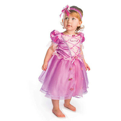 UNZEL PRINZESSINKOSTÜM FASCHING KARNEVAL BABY KLEINKIND NEU (Rosa Prinzessin Kostüm Kleinkind)