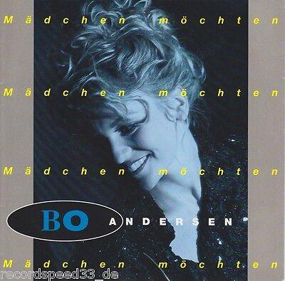 "★★ 7"" - BO ANDERSEN - Mädchen Möchten"