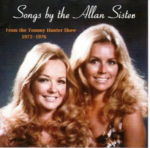 ALLAN SISTERS CD FROM THE TOMMY HUNTER SHOW 1972-1976 VOLUME I North Shore Greater Vancouver Area image 1