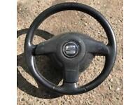 Seat Mk1 Steering Wheels