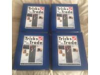 Tricks Of The Trade DIY Folders (full set)