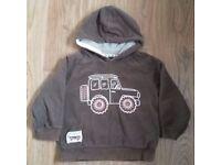 Hooded Sweatshirt from TU (Sainsburys) 3-4 years