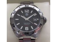 Tag Heuer F1 Formula One Automatic Calibre 5 Gents Watch Black WAZ2113 **Buy Online**
