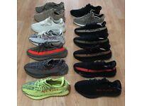 Adidas Yeezy Boost 350 V1 V2 Nike Off White Jordans Balenciaga trainers