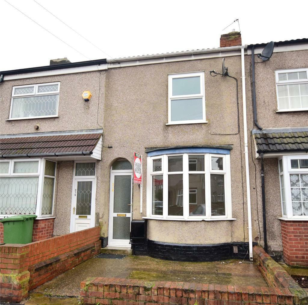 3 Bedroom House In Convamore Road, Grimsby, DN32