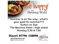 Save £5 at Slimming world