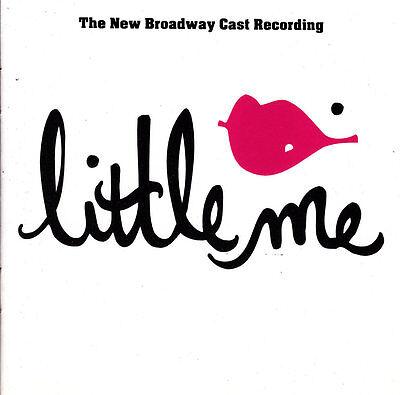 Little Me-1999-New broadway Cast-CD