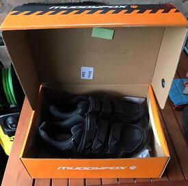Muddyfox-MTB100-Cycling-Shoes size 11