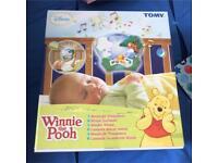 Winnie the Pooh baby light