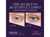 LVL Lashes by Gemma- Mobile/ Home based Nouveau LVL lash technician covering Yorkshire