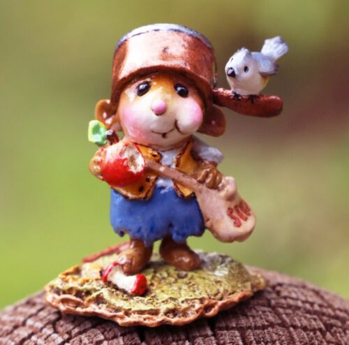 Wee Forest Folk M-672 - Wee Johnny Appleseed